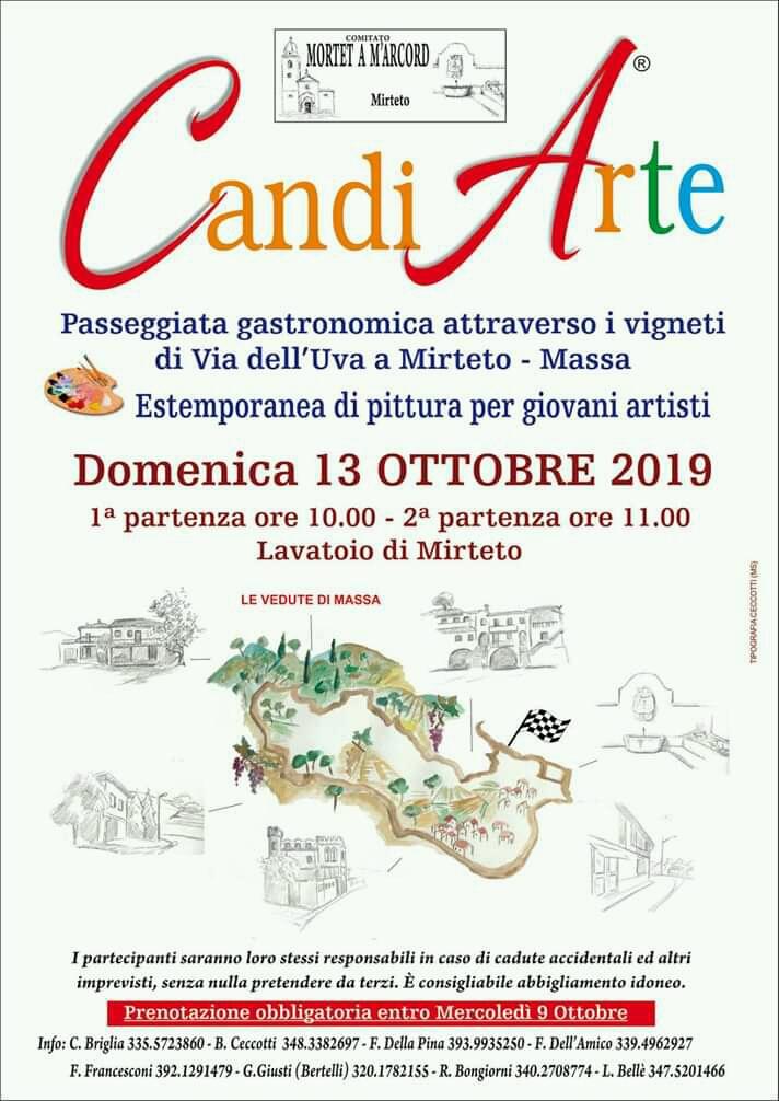 Comitato Aicca Toscana sara presente